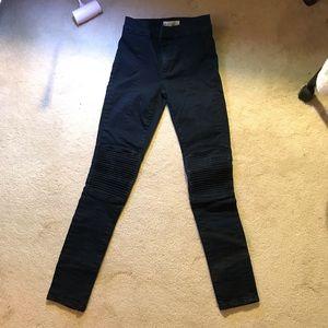 Gap true skinny high waisted jeans